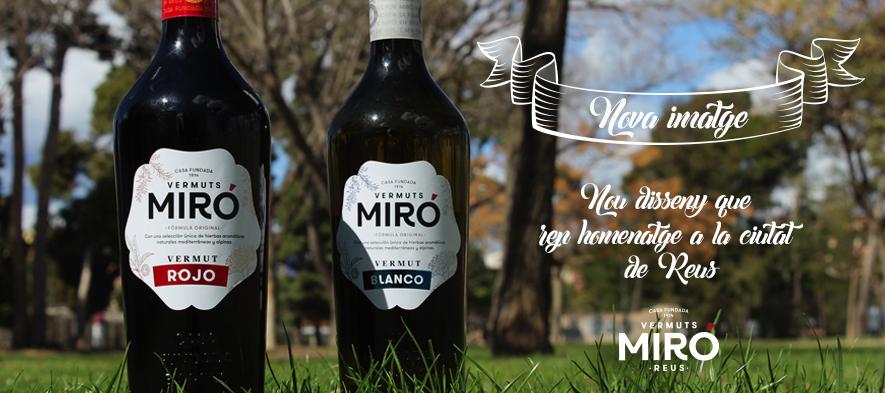 Nueva imagen de Vermuts Miró