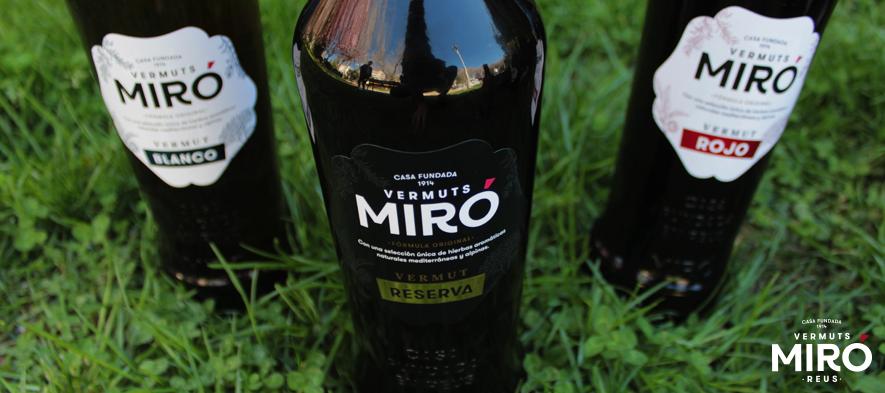 El Vermut Miró Reserva Etiqueta Negra obtiene el premio internacional iTQi
