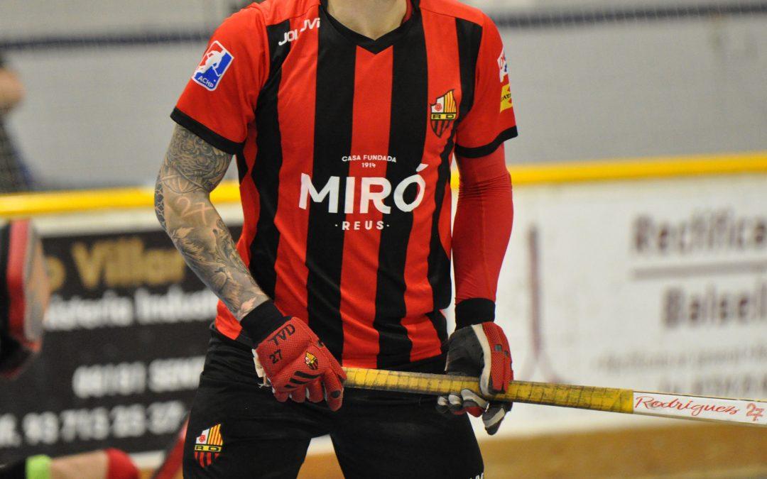 Miró, nuevo patrocinador principal del Reus Deportiu