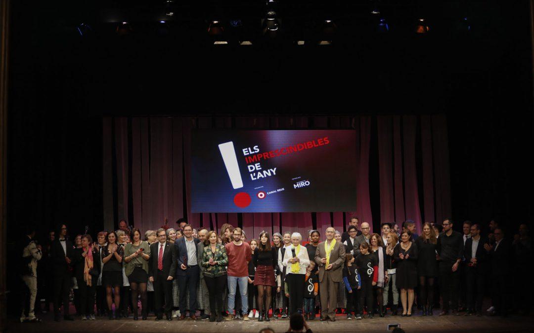 """Vermuts Miró atorga el Premi Especial """"Etiqueta Negra"""" a Canal Reus TV, pel seu 20è aniversari"""