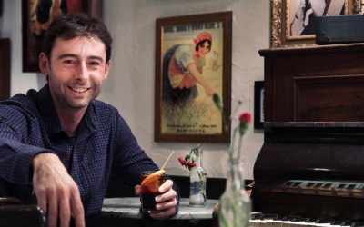 Bruno Oro: «Si Barcelona peierde la esencia por el turismo, nos tendremos que ir, como los venecianos.