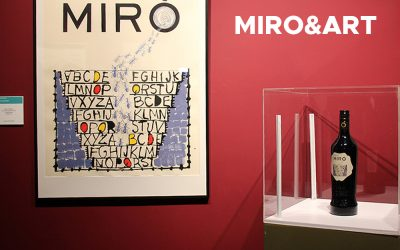 Vermuts Miró presenta l'ampolla Vermut Reserva Edició Limitada amb la nova etiqueta guanyadora al Miro&Art.
