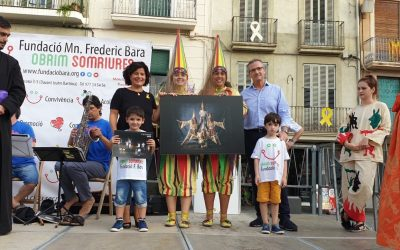 Colaboración Calendario Solidario Fundación Mn Frederic Bara i Cortiella