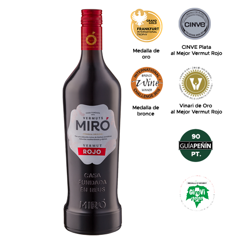 Miró Rojo