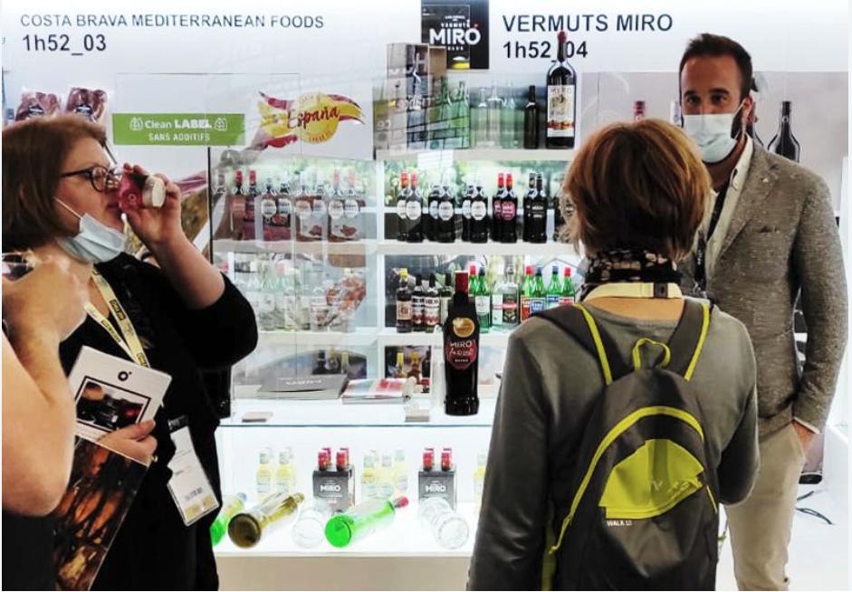 Vermuts Miró en la Feria Sihra Lyon 2021